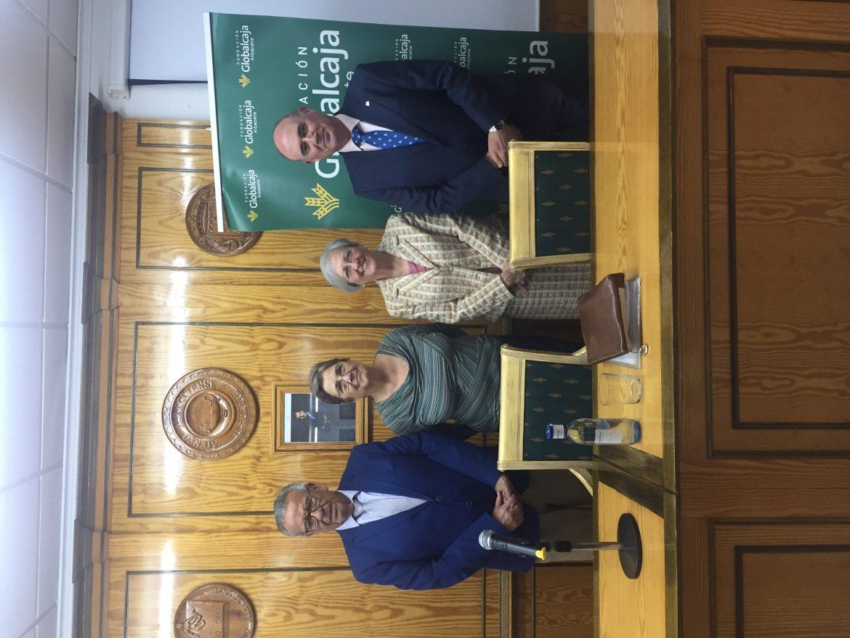 """Prosigue el Ciclo de Conferencias """"40 Años de Democracia"""" que cuenta con el apoyo de La Fundación Globalcaja Albacete"""