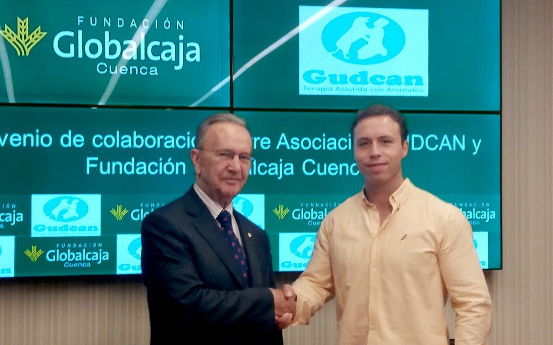 Convenio de la Fundación Globalcaja Cuenca con Gudcan