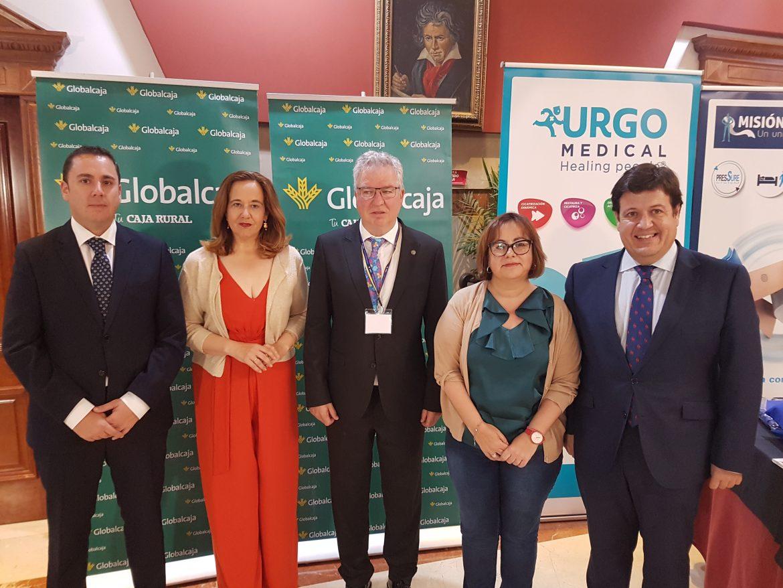 Globalcaja, con el sector de enfermería de CLM, en las IV Jornadas que se celebran en Ciudad Real