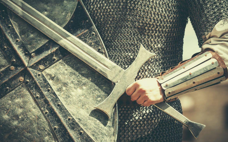 ¿Sabes qué espadas de películas están hechas en Toledo?