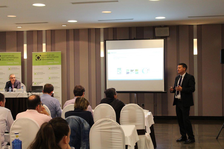 """Globalcaja, con Cooperativas Agro-Alimentarias de CLM, en un taller sobre """"Carburantes en el Medio Rural"""""""