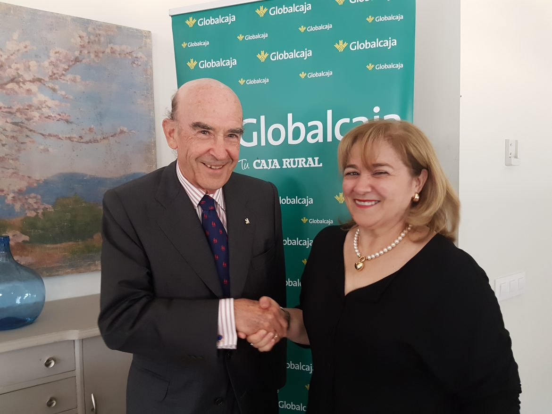 El Vicepresidente de Globalcaja, Rafael Torres, destaca la labor social de la Fundación Ceres en Tomelloso