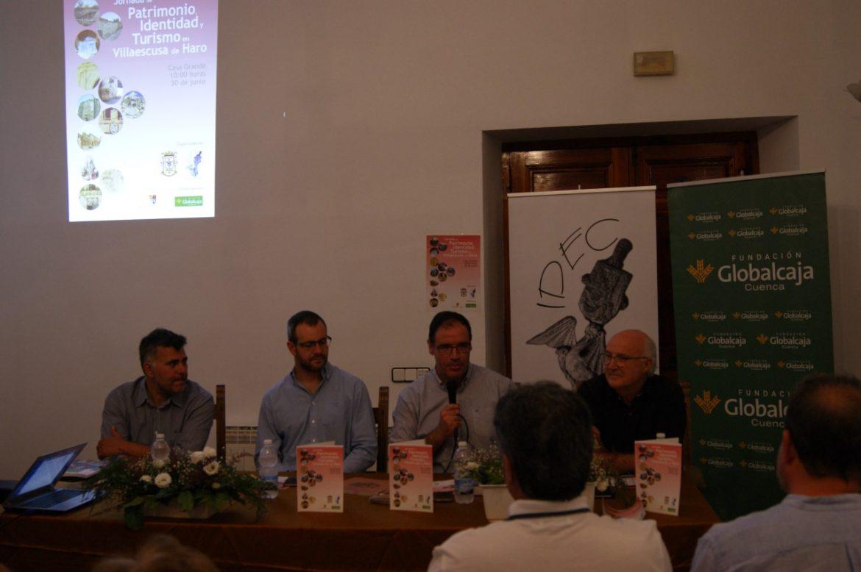 """""""Patrimonio, Identidad y Turismo"""" En Villaescusa de Haro, con el apoyo de la Fundación Globalcaja"""