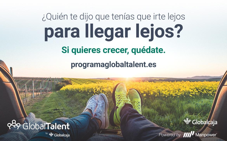 Globalcaja pone en marcha GlobalTalent, un programa para incorporar, formar y desarrollar a los futuros líderes de la entidad