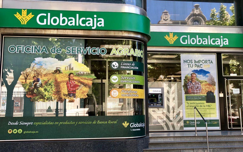 Globalcaja lidera en Castilla-La Mancha la tramitación de ayudas PAC, tanto en volumen económico como en número de expedientes