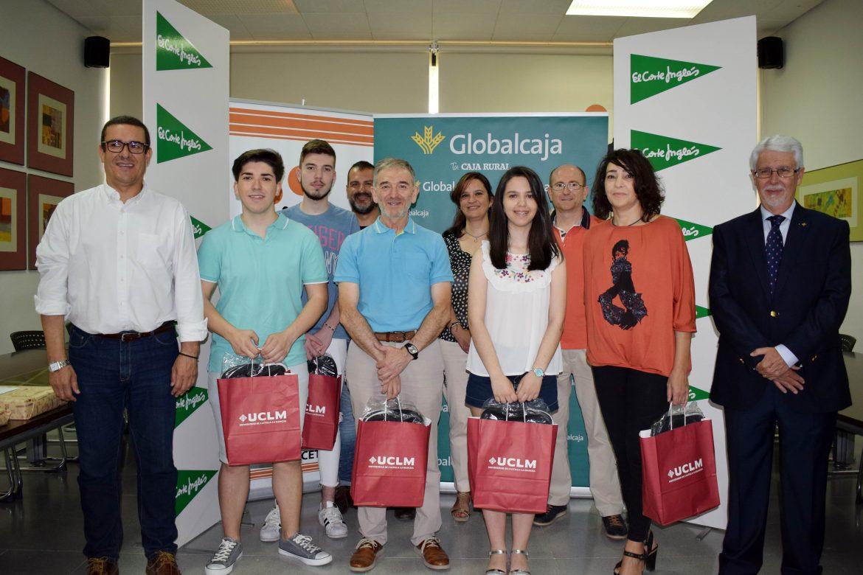 Entregados los premios de la fase regional de la Olimpiada de Economía