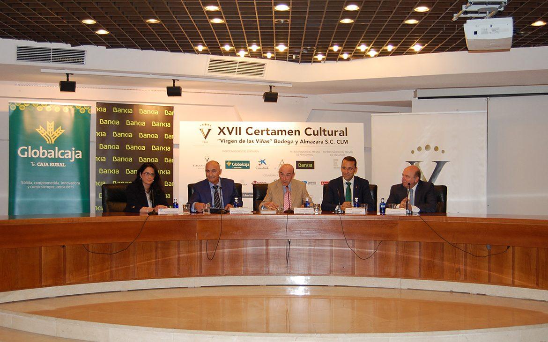 Llega la XVII edición del Certamen Cultural de Pintura, Escultura y Periodismo de la Cooperativa 'Virgen de las Viñas'
