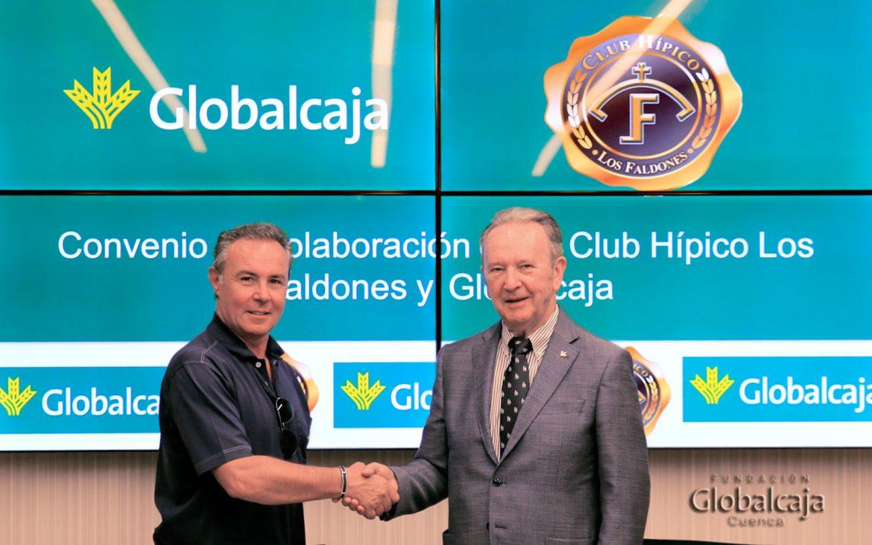 Convenio entre Club Hípico Los Faldones y Globalcaja