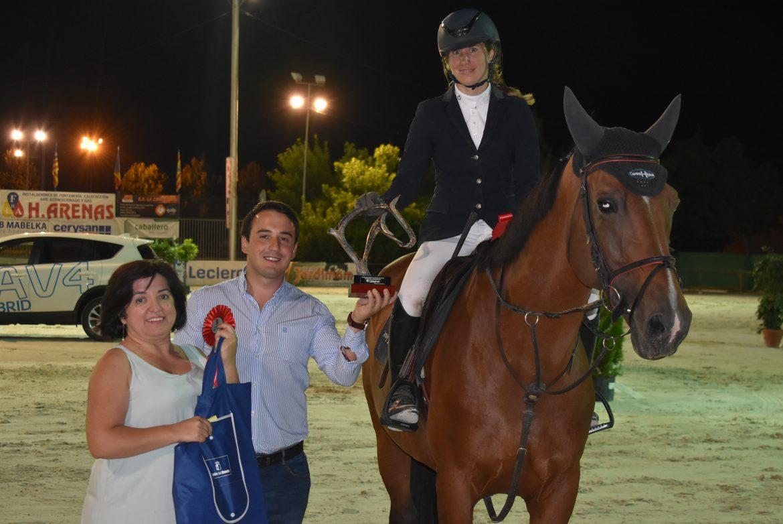 Globalcaja, con el Concurso Hípico Nacional de Ciudad Real