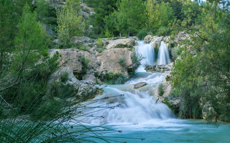 Las Chorreras de Enguídanos, un paraíso natural de belleza incalculable