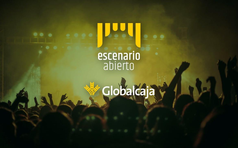 Escenario Abierto Globalcaja llega a la Feria de Albacete