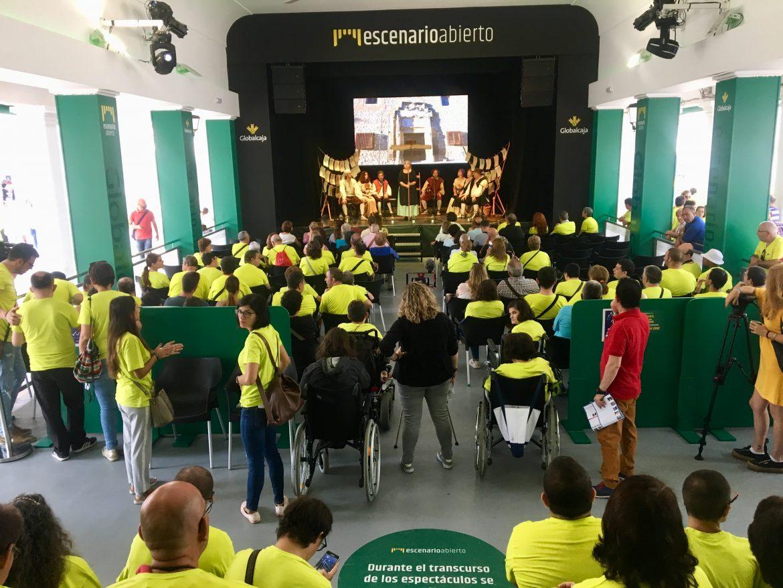 Globalcaja, con el Día de la Discapacidad en la Feria de Albacete