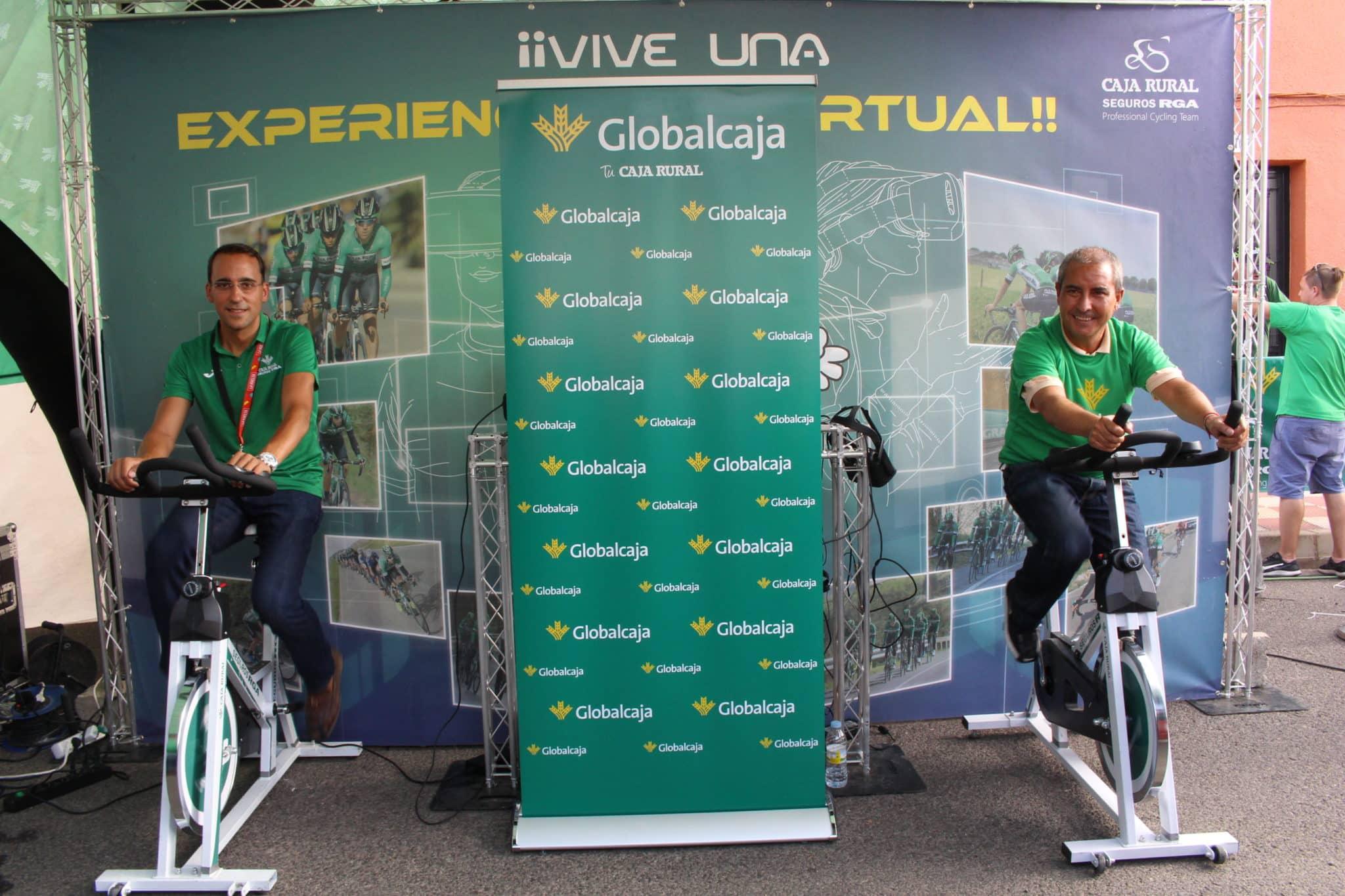 Almadén, iniciativa Bicicleta Solidaria