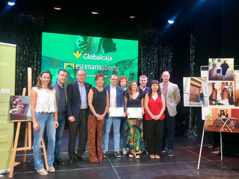 Globalcaja, en la entrega de los Premios Fotografía Social de Castilla La Mancha