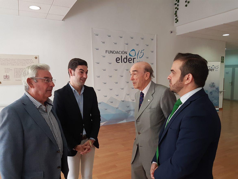 Nuevo compromiso de Globalcaja con la Fundación Elder