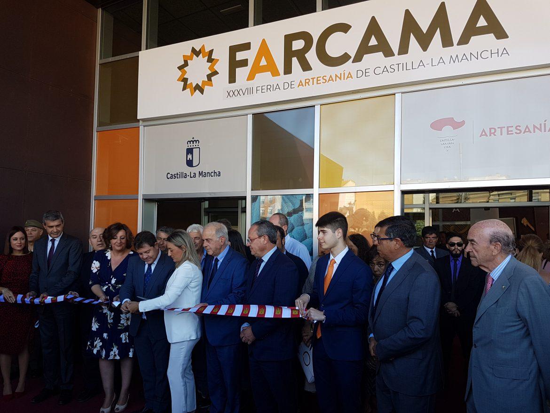 Globalcaja, en la XXXVIII Edición de la Feria de Artesania De C-LM (Farcama)