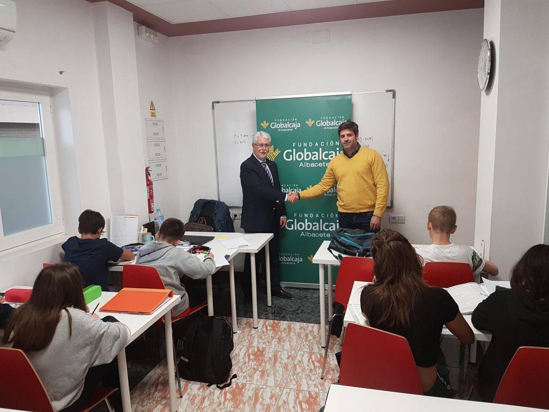 Nuevo apoyo de la Fundación Globalcaja Albacete a Albacer