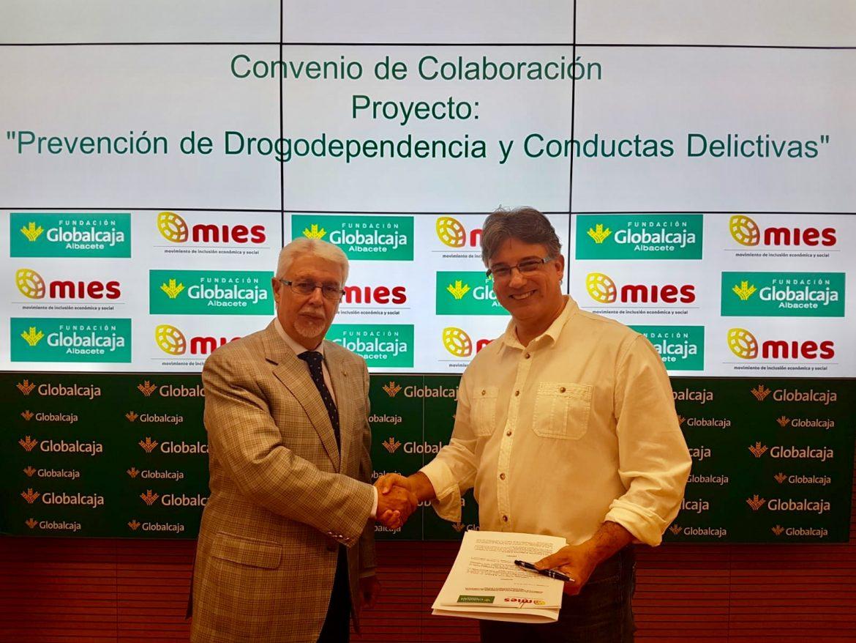 Convenio de la Fundación Globalcaja Albacete con la Asociación Movimiento de Inclusión Económica y Social (MIES)