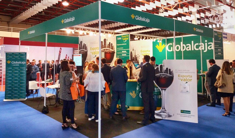Globalcaja eleva un 42,25% la financiación al comercio exterior a las empresas