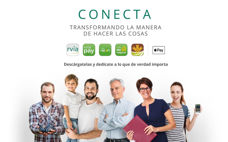 Un mundo de apps y servicios para tu móvil, Globalcaja Conecta