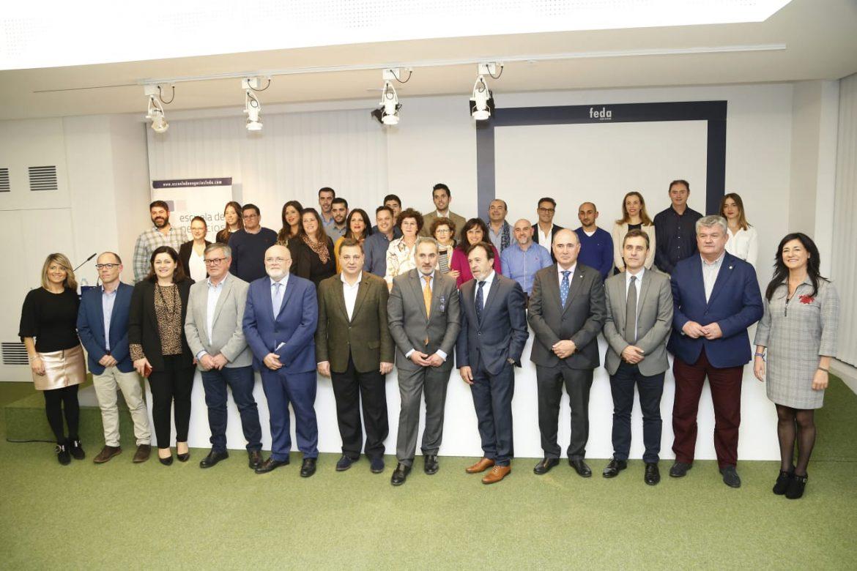 Escuela de Negocios FEDA clausura su curso académico e inicia uno nuevo desde la excelencia en la formación y el emprendimiento