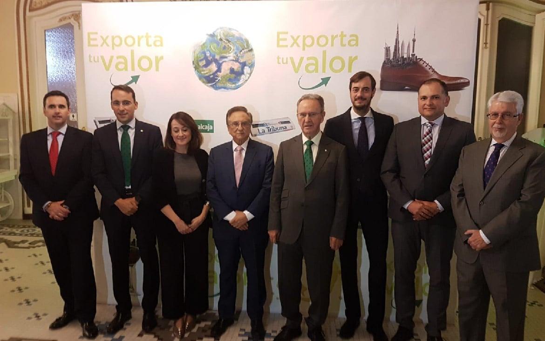 Éxito de participación en el IV Foro Exporta tu Valor