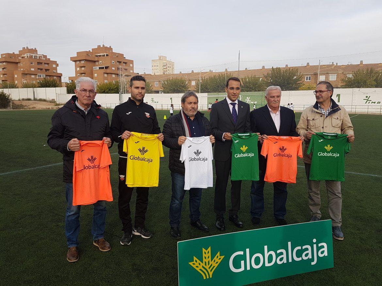 Globalcaja patrocina La Liga Benjamin de Fútbol 8
