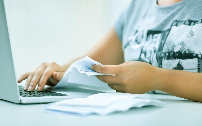 Las facturas online, aliadas de pymes y autónomos