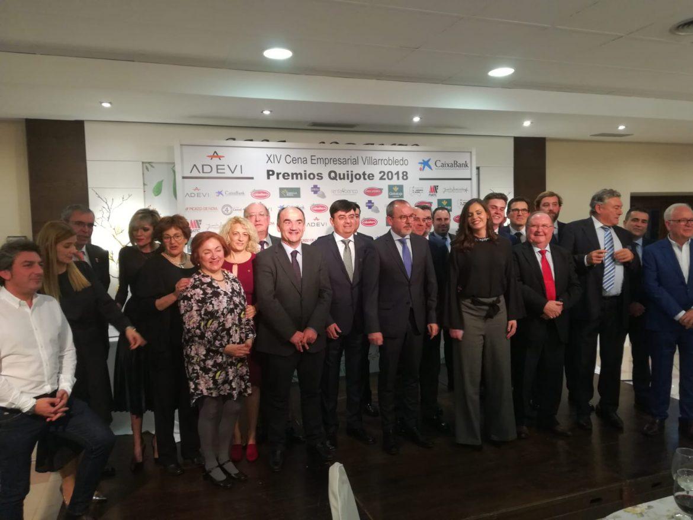 Globalcaja, con los empresarios de Villarrobledo (ADEVI)