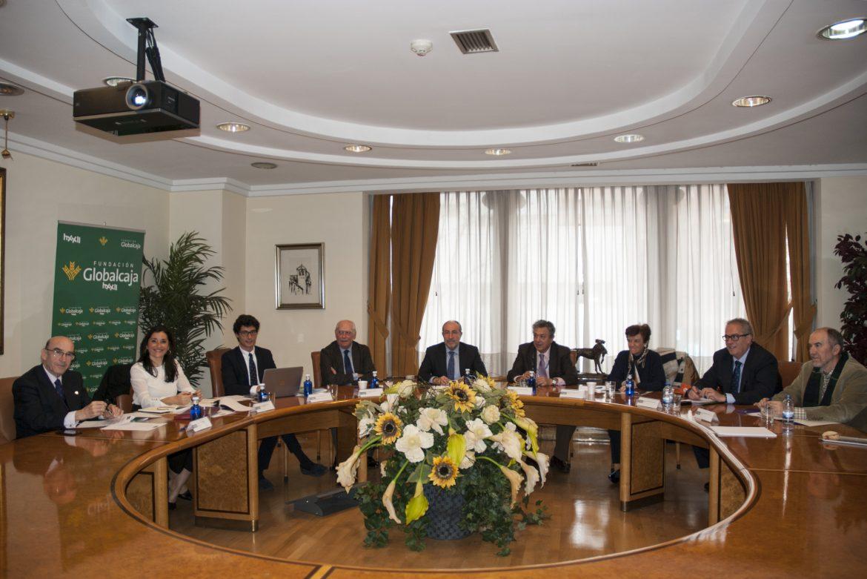 El Patronato de la Fundación Globalcaja HXXII aprueba el plan de actuación de 2019