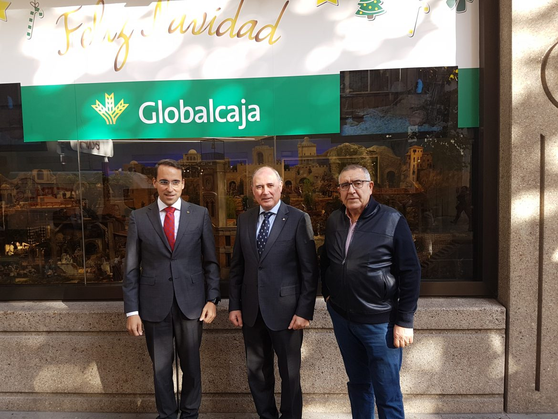 "Presentada la ""Navidad en Globalcaja"""