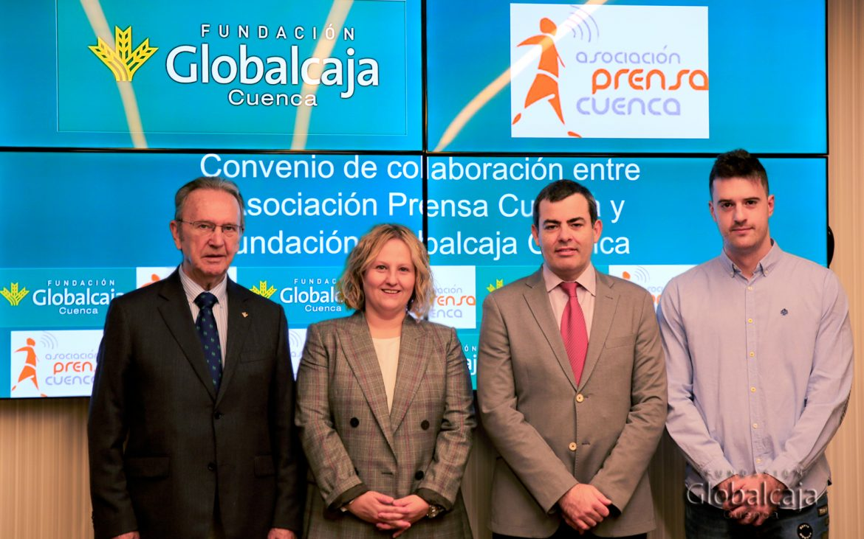 La Fundación Globalcaja Cuenca, con los III Premios de Periodismo Local