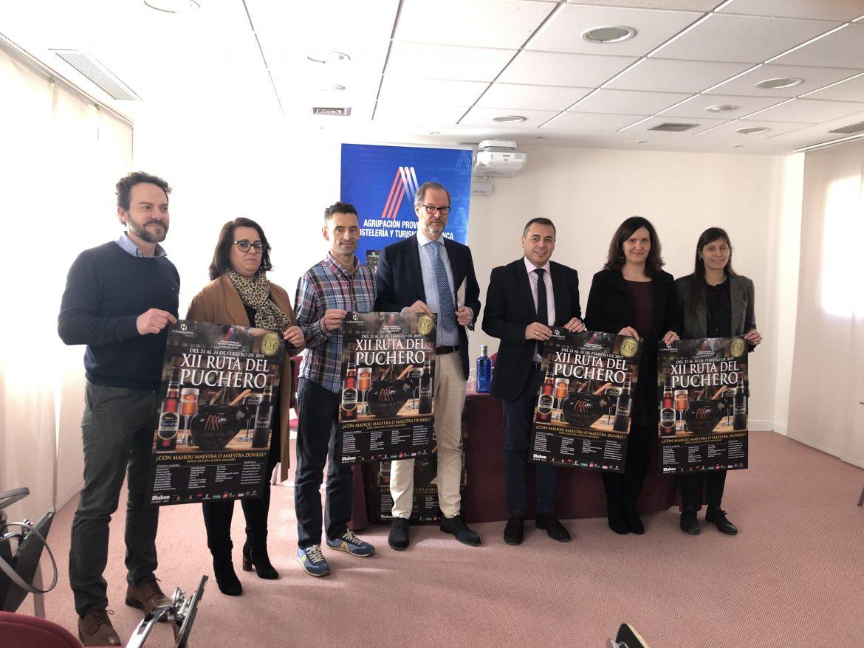 Globalcaja colabora una edición mas en la XII Ruta del Puchero de Cuenca