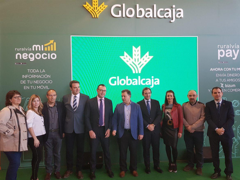 Globalcaja da respuesta al comercio con el objetivo de impulsar y revitalizar a este importante sector