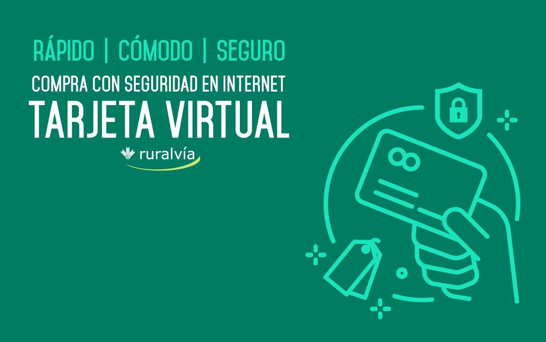 Compra online con la Tarjeta Virtual de Globalcaja con total seguridad