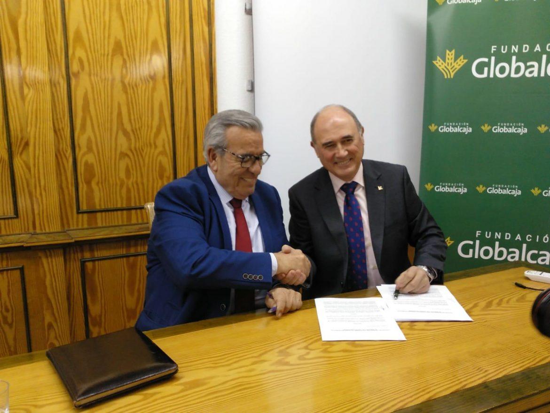 Convenio de la Fundación Globalcaja Albacete y el Ateneo para celebrar un Ciclo de Conferencias sobre El Cambio Climático