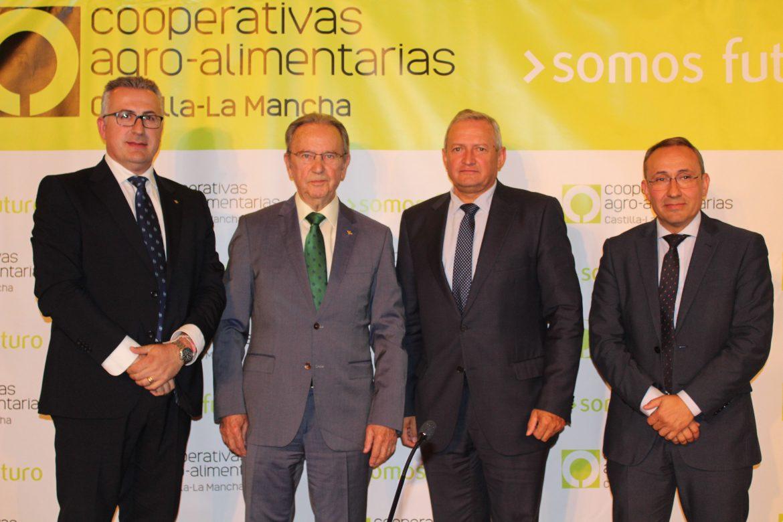 Cooperativas Agro-alimentarias y Globalcaja renuevan su alianza para seguir apoyando al sector agroalimentario como eje fundamental de Castilla-La Mancha