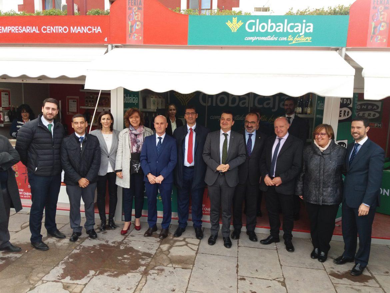Globalcaja, en la feria de los sabores de Alcázar de San Juan