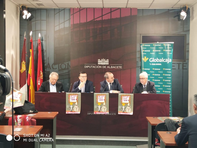 Más de 1300 escolares participarán en la gran fiesta del día del libro en la que colabora la Diputación Provincial