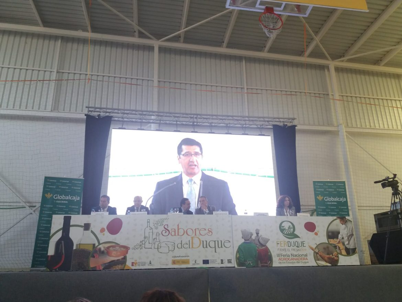 Globalcaja mostró su apoyo a Ferduque, una feria que proyecta el sector agroganadero de la región