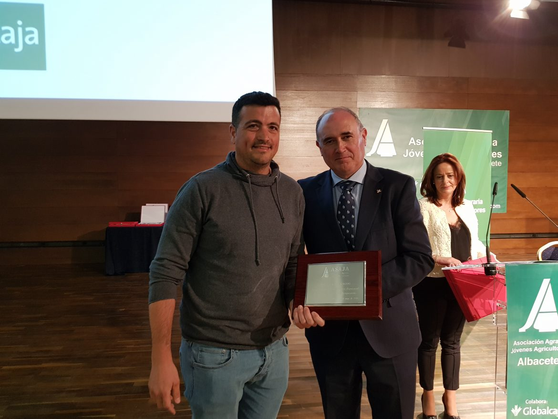 Globalcaja, con Asaja Albacete , muestra su apoyo al nuevo equipo directivo