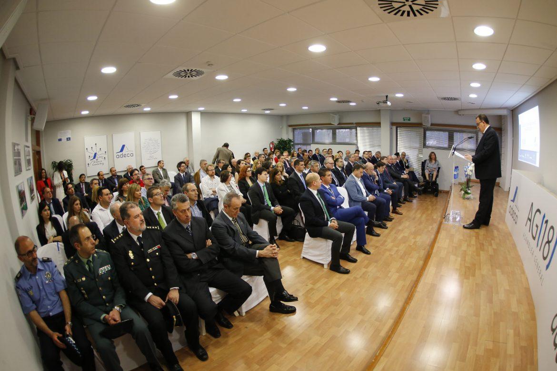 ADECA celebra el miércoles su Asamblea General otorgando su reconocimiento de 'Socio de Honor' a CEDAES