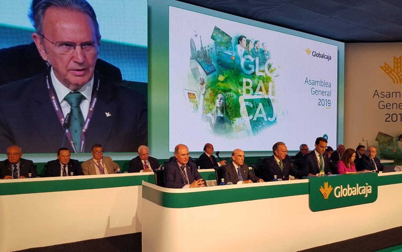 Globalcaja crece un 32 por ciento en 2018, con un beneficio de 29,6 millones de euros