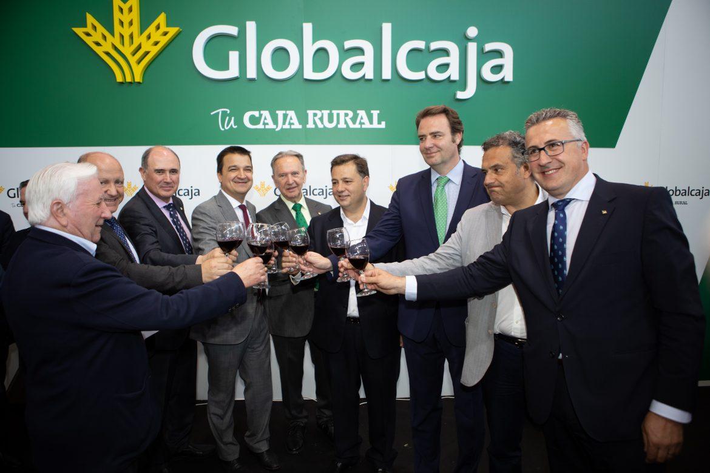 Globalcaja reúne a medio millar de profesionales del sector agrario y ganadero en el tradicional encuentro de hermandad en Expovicaman