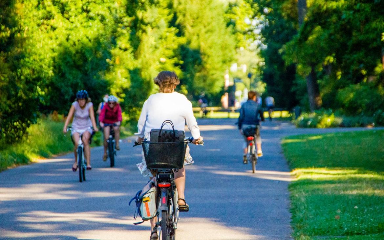Beneficios de moverse en bici por la ciudad