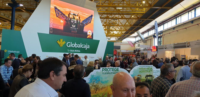 Globalcaja, de nuevo, protagonista en la 39 Edición Feria Agrícola y Ganadera de Castilla-La Mancha -EXPOVICAMAN-