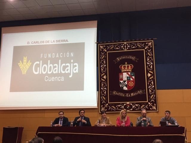 La Fundación Globalcaja Cuenca, en los premios de La Olimpiada Matemática Provincial
