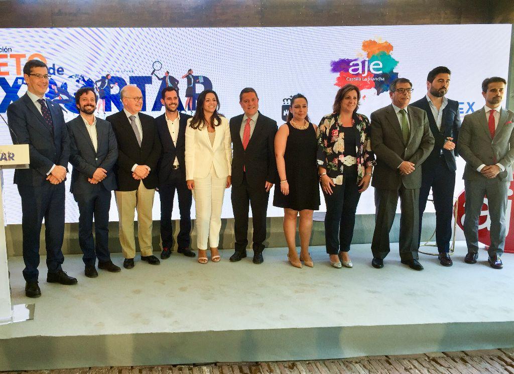 Globalcaja Horizonte XXII premia al Joven Empresario Internacional de AJE