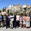 Las instituciones y empresas renuevan su compromiso con la labor cultural de Estival Cuenca