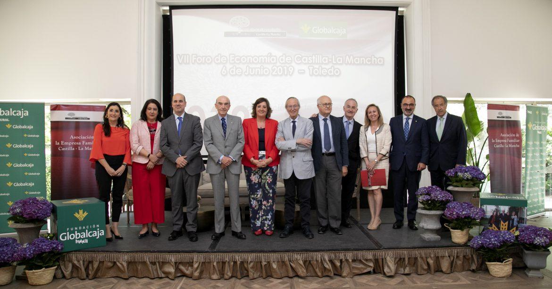 La visión geopolítica de Piqué centra el VII Foro de Economía de AEFCLM y Globalcaja